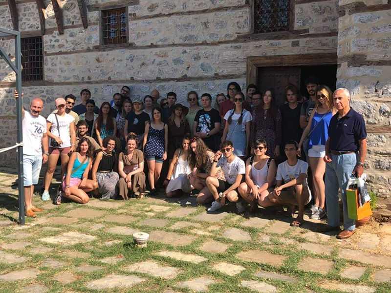 Σιάτιστα: 47ο Διεθνές Πρόγραμμα Ελληνικής Γλώσσας, Ιστορίας και Πολιτισμού 1
