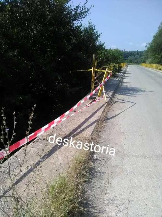 Τροχαίο στο Άργος Ορεστικό: Αγροτικό έπεσε από γέφυρα του Αλιάκμονα (φωτο) 9