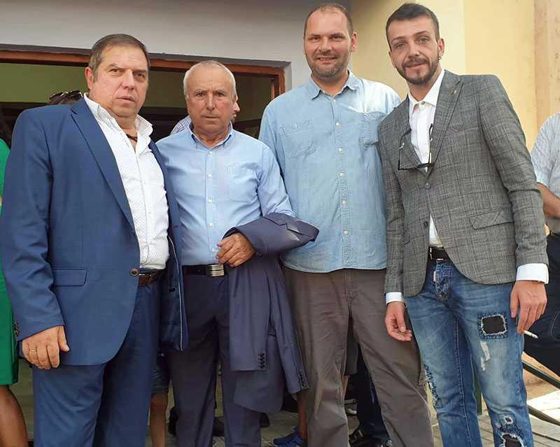Ορκίστηκε ο Νέος Πρόεδρος Συμβουλίου Κοινότητας Λεχόβου Ευάγγελος Στεφανίδης και το Κοινοτικό Συμβούλιο 2