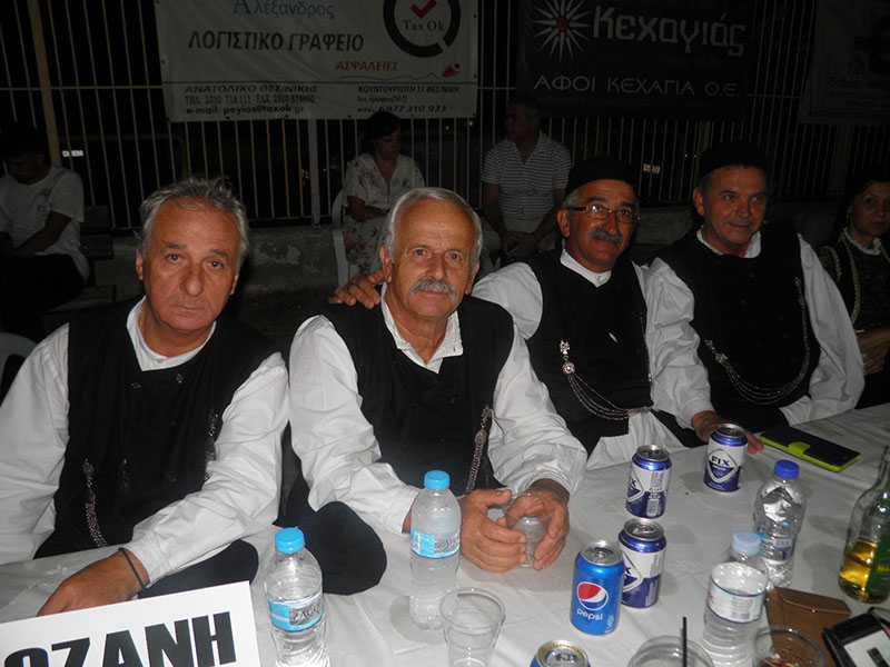 Το χορευτικό τμήμα του Συλλόγου Γρεβενιωτών Κοζάνης Ο ΑΙΜΙΛΙΑΝΟΣ στις εκδηλώσεις ΦΑΝΟΥΡΕΙΑ 2019 στο Ανατολικό Θεσσαλονίκης 18