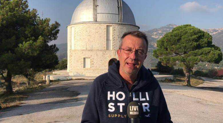 Έκκληση Λαγουβάρδου προς ΜΜΕ: Δεν πλήττει την Ελλάδα καύσωνας αλλά «κύμα ζέστης»! 1