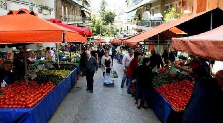 Ενημέρωση για την λειτουργία της λαϊκής αγοράς Πτολεμαΐδας 24-6-2020.