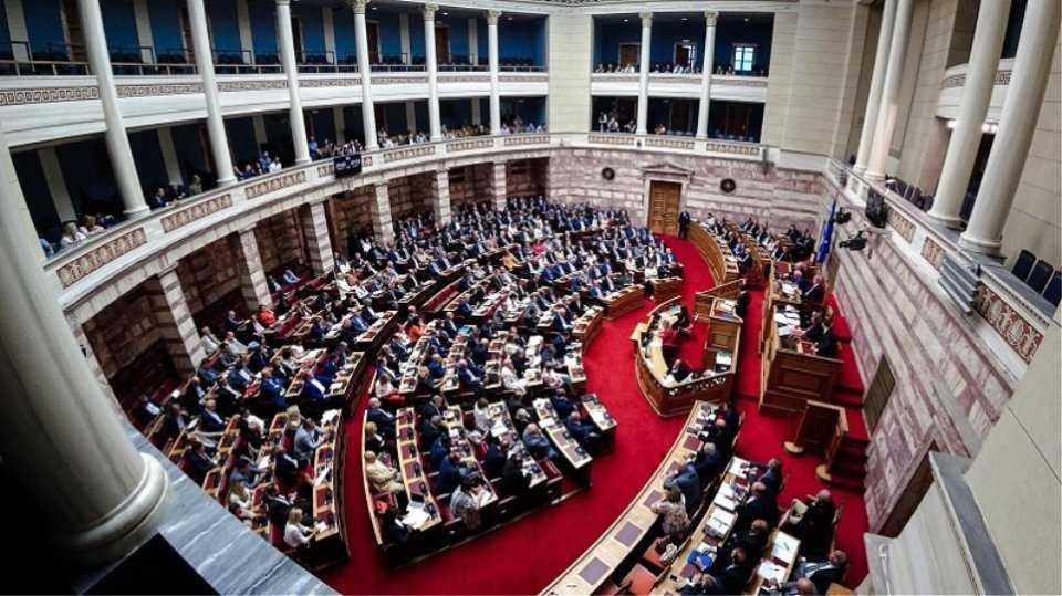 Βουλή: Κατατέθηκε το ν/σ για τα δεδομένα προσωπικού χαρακτήρα -Τι περιλαμβάνει 1