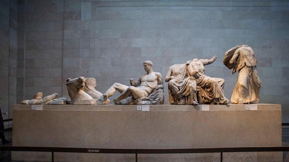 Βρετανικό Μουσείο: Θα εξετάσουμε κάθε αίτημα δανεισμού των Γλυπτών του Παρθενώνα 1