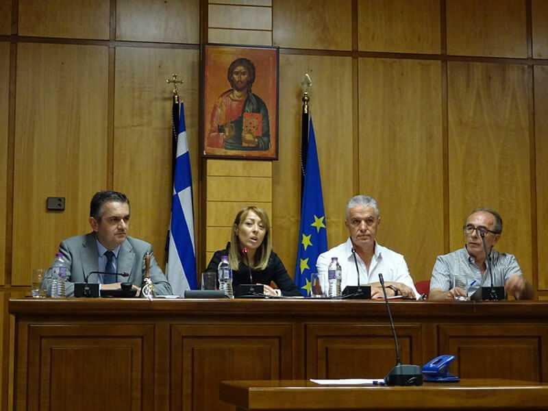 Εκλογή του Προεδρείου του Περιφερειακού Συμβουλίου και Μελών της Οικονομικής Επιτροπής της Περιφέρειας Δυτικής Μακεδονίας 1