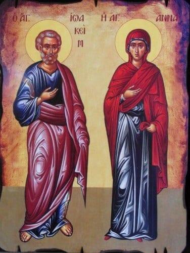 Πανηγυρίζει το Ιερό Εξωκκλήσιο Αγίας Άννης Κοζάνης 8