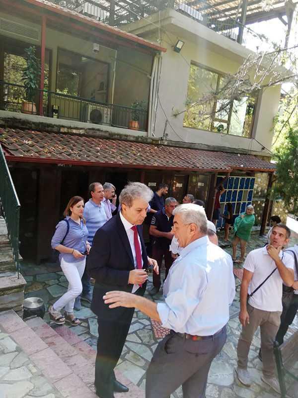 Επίσκεψη του Γιώργου Αμανατίδη στην Πέλλα με κλιμάκιο στελεχών της ΝΔ 12