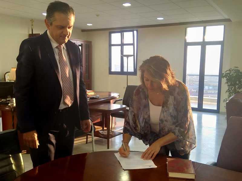 Ορκωμοσία νέας υπαλλήλου στην Περιφέρεια Δυτικής Μακεδονίας (φωτό) 11