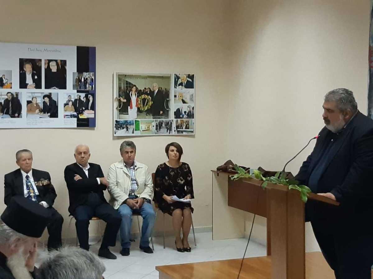 μαθητές του γαλλικού σχολείου lycee a. briand επισκέφθηκαν τον δήμο εορδαίας. παρουσία τους τα εγκαίνια της έκθεσης «άξιον εστί» στο παλαιοντολογικό ιστορικό μουσείου πτολεμαΐδας. 13