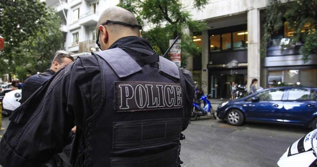Σύλληψη δύο ατόμων για κλοπή σε περιοχή της Φλώρινας