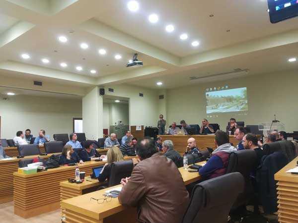 Συνεδρίαση  Δημοτικού Συμβουλίου Κοζάνης 1