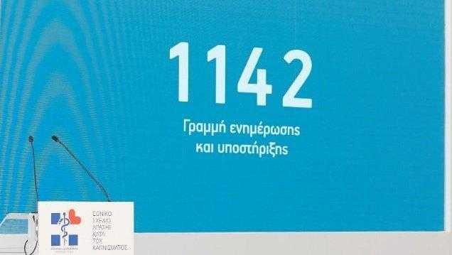 Αντικαπνιστικός: Γιατί χρεώνονται οι κλήσεις στο «1142» -Ποιες υπηρεσίες προσφέρει 1