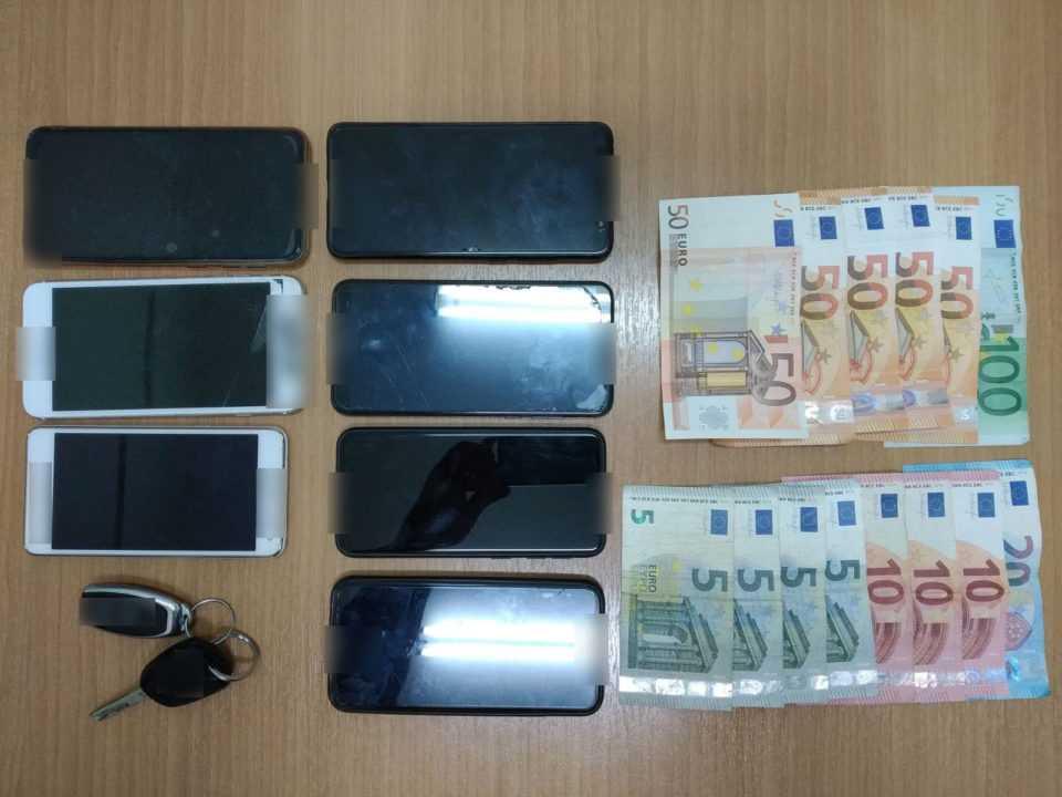 Σύλληψη δύο (2) αλλοδαπών, σε περιοχή της Καστοριάς, για παράνομη μεταφορά 4 αλλοδαπών 1