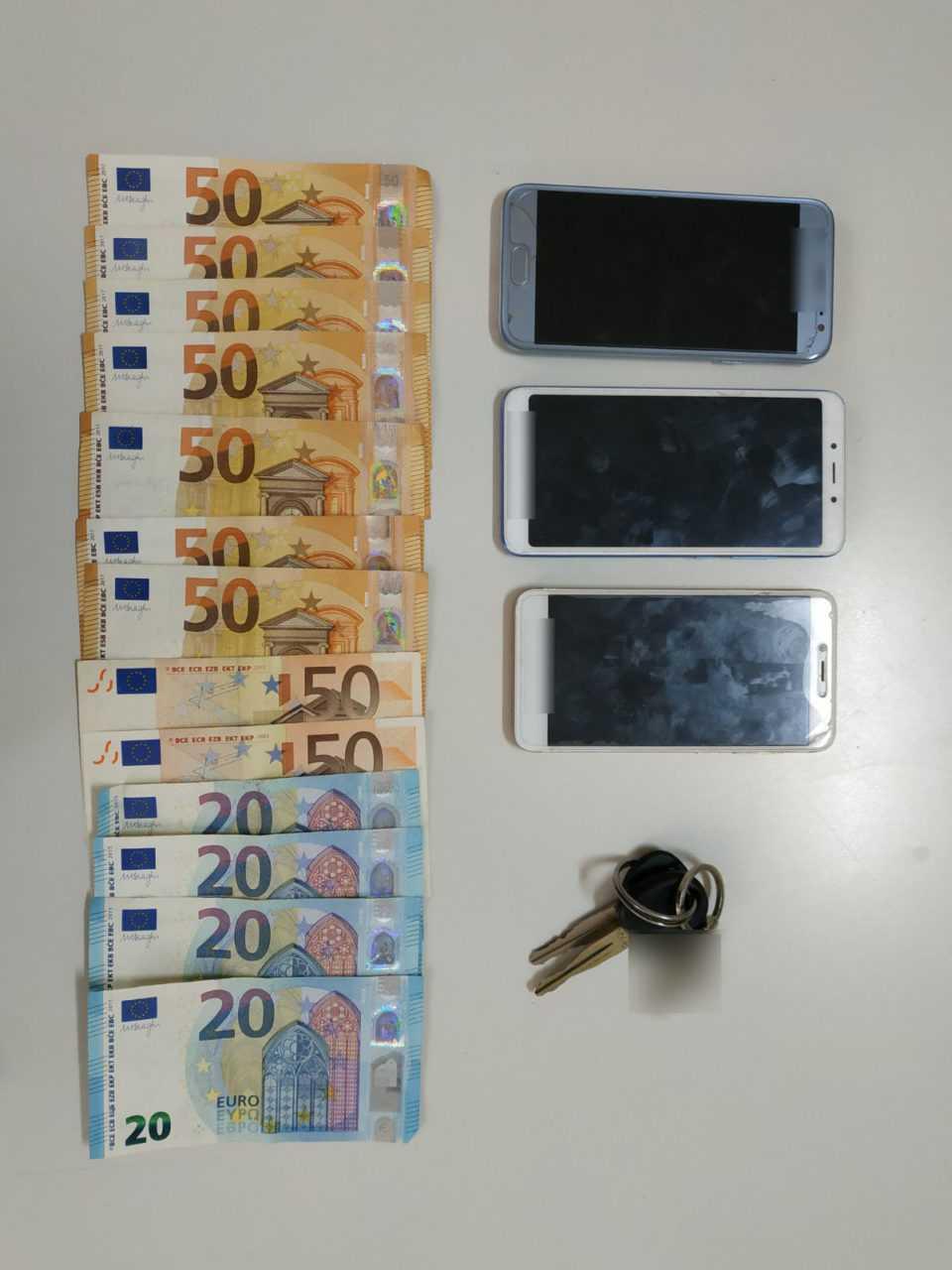 Σύλληψη 2 ατόμων, σε περιοχή της Φλώρινας, για παράνομη μεταφορά αλλοδαπού 1