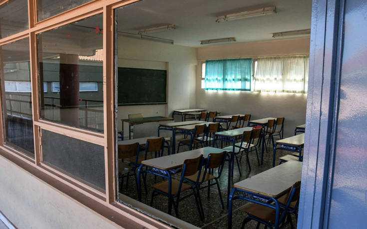 Κρήτη: Μαθητής δημοτικού πήδηξε από τον πρώτο όροφο του σχολείου του 1