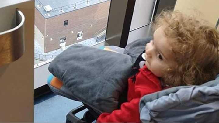 Ευχάριστα νέα για τον μικρό Παναγιώτη-Ραφαήλ - Η ανάρτηση του πατέρα του από τη Βοστώνη - ΦΩΤΟ 2