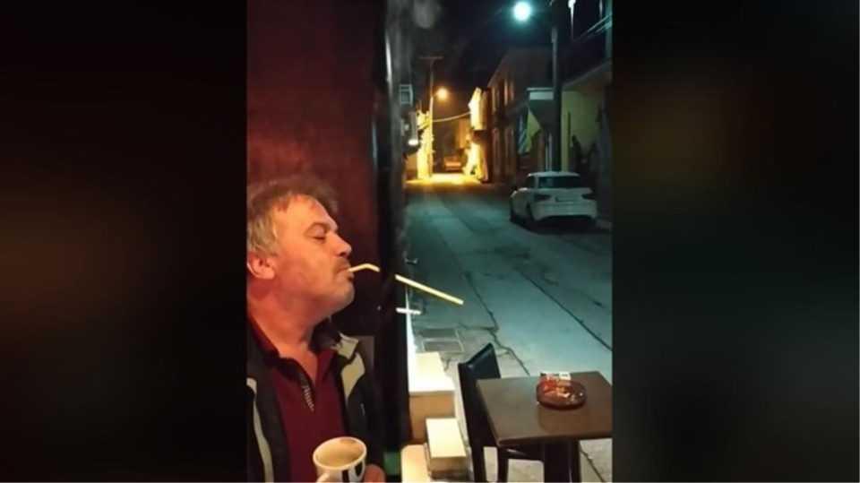 Σέρρες: Καπνίζει σε κέντρο χωρίς να παραβαίνει τον νόμο 1