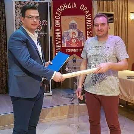 28°Γνωμοδοτικό Συμβούλιο της Πανελλήνιας Ομοσπονδίας Θρακικών Σωματείων στην Πτολεμαΐδα.(φωτογραφίες) 21