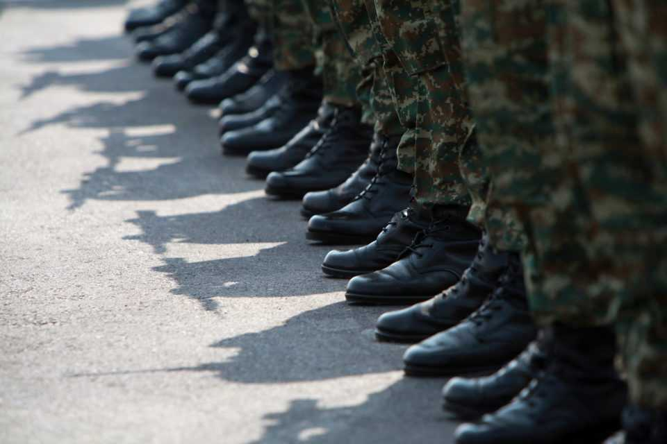 Προσεχώς 2.000 προσλήψεις στον στρατό 1