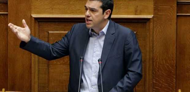 Ομιλία του Προέδρου του ΣΥΡΙΖΑ Αλέξη Τσίπρα στη Βουλή κατά τη συζήτηση για την κύρωση των συμφωνιών για οριοθέτηση Αποκλειστικών Οικονομικών Ζωνών με την Ιταλία και την Αίγυπτο
