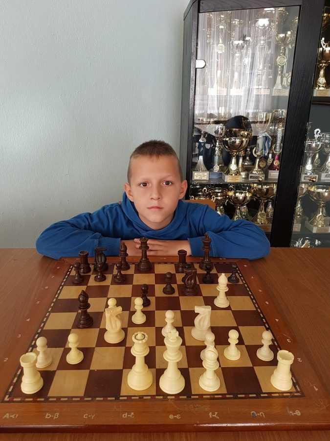 Πτολεμαΐδα: Συνεχίζονται οι αγώνες γρήγορου σκακιού 1