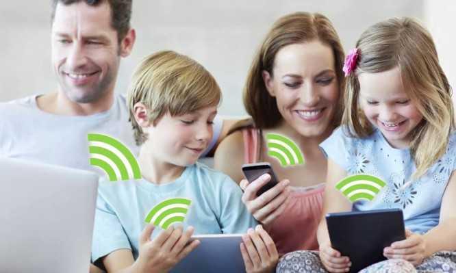 Ακτινοβολία από το Wi-Fi στο σπίτι: Τι ισχύει για τα παιδιά 1