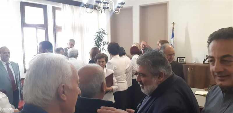 Κάλαντα και ευχές στον Δήμαρχο Εορδαίας (βίντεο-φωτο) 22