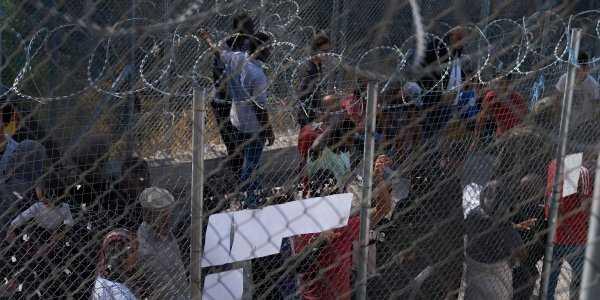 Ιωάννινα: Μαχαιρώματα με τέσσερις τραυματίες μεταξύ μεταναστών – Επί τόπου ισχυρές αστυνομικές δυνάμεις. 1