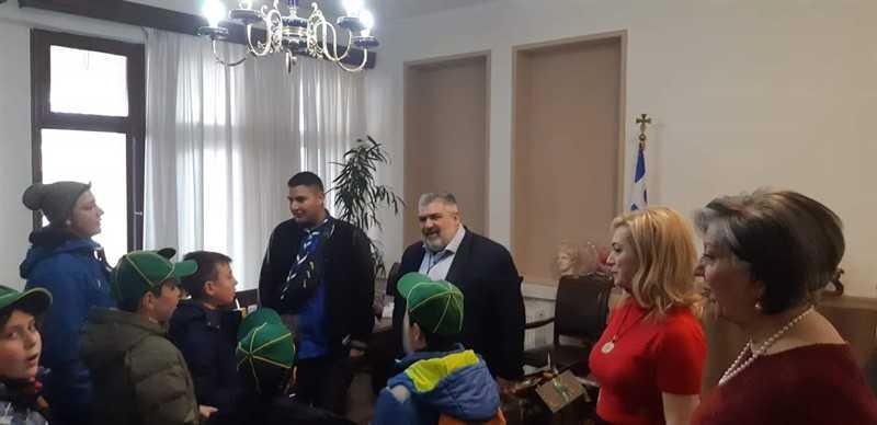 Κάλαντα και ευχές στον Δήμαρχο Εορδαίας (βίντεο-φωτο) 25