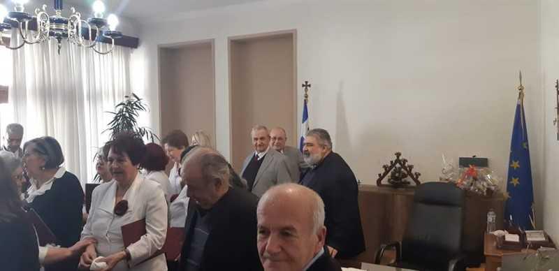 Κάλαντα και ευχές στον Δήμαρχο Εορδαίας (βίντεο-φωτο) 30
