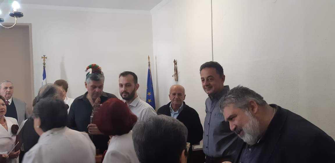 Κάλαντα και ευχές στον Δήμαρχο Εορδαίας (βίντεο-φωτο) 28