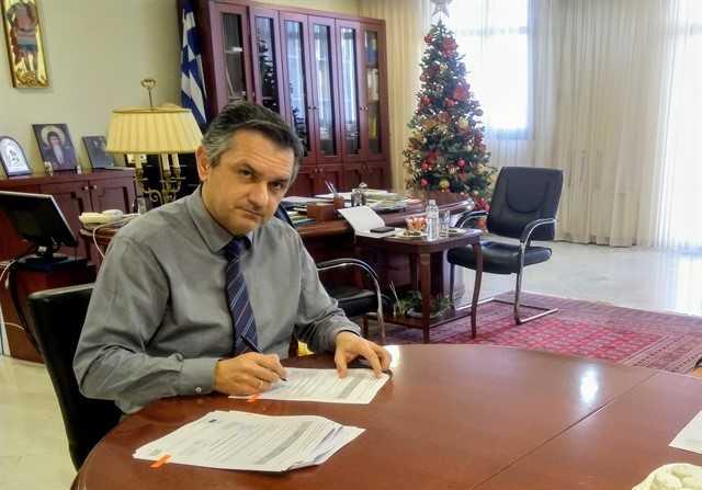 Πλαίσιο συνεργασίας μακράς πνοής με όρους συμπληρωματικότητας μεταξύ ΔΕΗ Α.Ε. και Περιφέρειας Δυτικής Μακεδονίας, ζητά με έγγραφο του ο Περιφερειάρχης Κασαπίδης Γιώργος