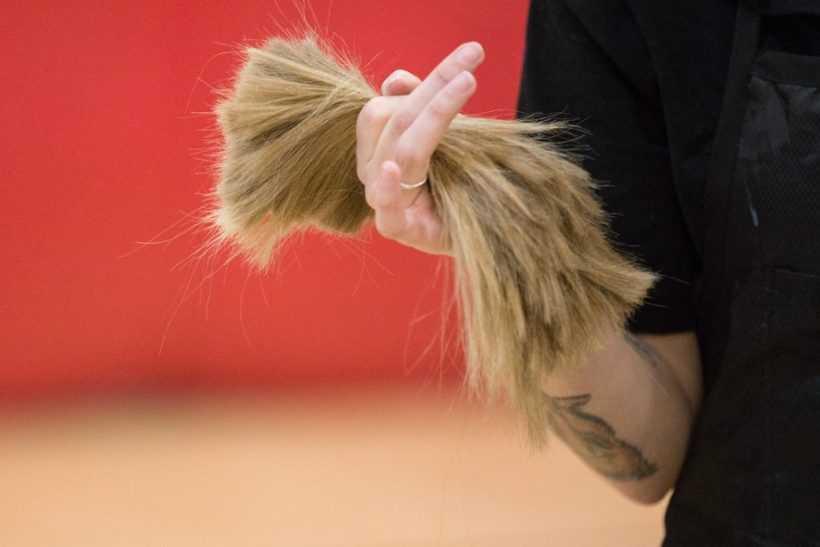 Κόβουμε τα μαλλιά μας για καλό σκοπό! 1