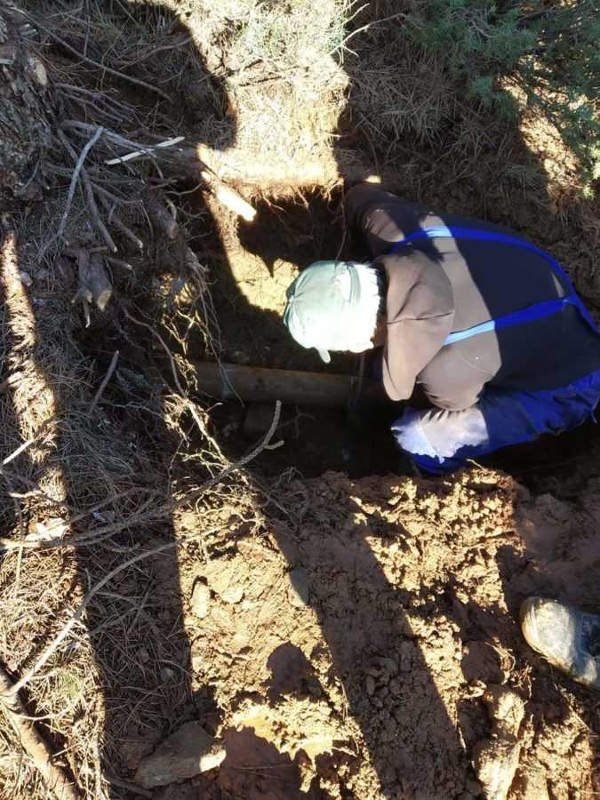 Καταγγελία πολιτών: Xωρίς υδροδότηση το μισό χωριό στην Βλάστη - Αδιαφορία από την ΔΕΥΑΕ για την αποκατάσταση της βλάβης (φωτογραφίες) 20