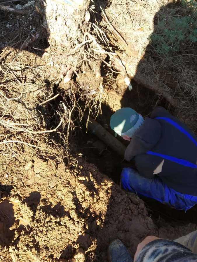 Καταγγελία πολιτών: Xωρίς υδροδότηση το μισό χωριό στην Βλάστη - Αδιαφορία από την ΔΕΥΑΕ για την αποκατάσταση της βλάβης (φωτογραφίες) 16