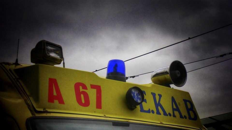 eordaialive.com: Τρoχαίο Ατύχημα στην Πτολεμαΐδα