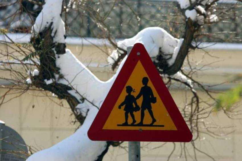 Μία ώρα αργότερα θα ξεκινήσουν τη λειτουργία τους τα σχολεία του δήμου Φλώρινας 1