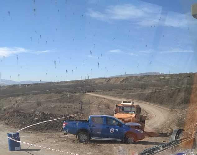 eordaialive.com: Τροχαίο ατύχημα στο ορυχείο Νοτίου Πεδίου (φωτογραφίες) 4