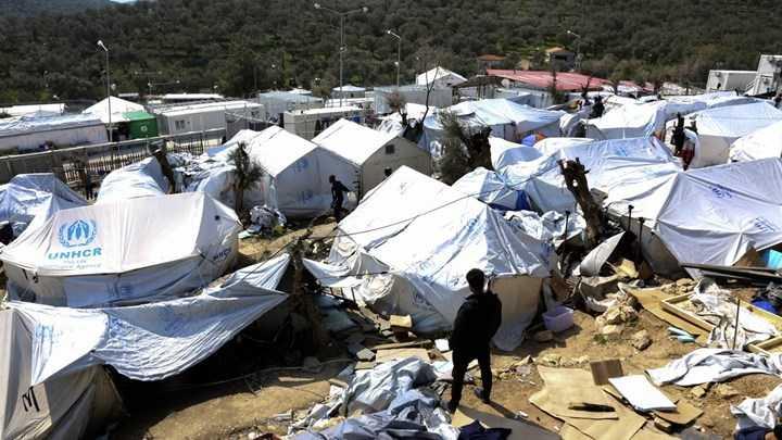 """""""Βόμβα"""" του ΟΗΕ για τη Μόρια: Εκκενώστε την άμεσα - Φόβοι για πανδημία 1"""