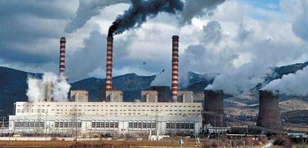 Ειδικές περιβαλλοντικές μελέτες για τους ρύπους από σταθμούς παραγωγής ετοιμάζει η ΔΕΗ