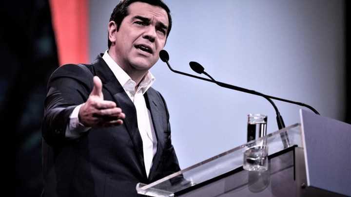Τσίπρας: Σχέδιο της κυβέρνησης είναι η πλήρης ιδιωτικοποίηση των δικτύων