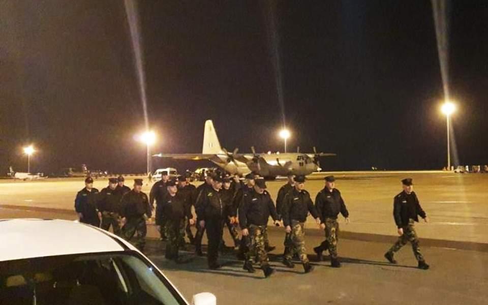 Αστυνομικούς στα σύνορα με την Τουρκία στον Εβρο στέλνουν Αυστρία και Πολωνία