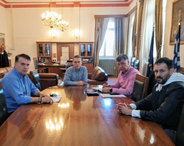Δήμος Κοζάνης: Υπεγράφη η σύμβαση για το έργο οικιστικής αναβάθμισης της Δ.Ε. Ελίμειας