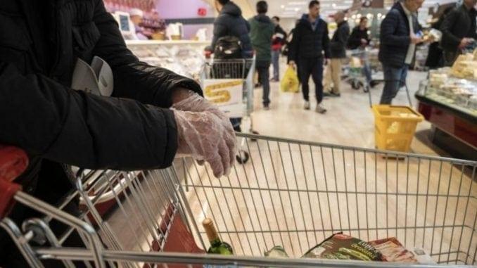 ρούσμα σε εργαζόμενο και τρίτου σούπερ μάρκετ της Κοζάνης – Κλειστό και αύριο, Σάββατο, για απολύμανση