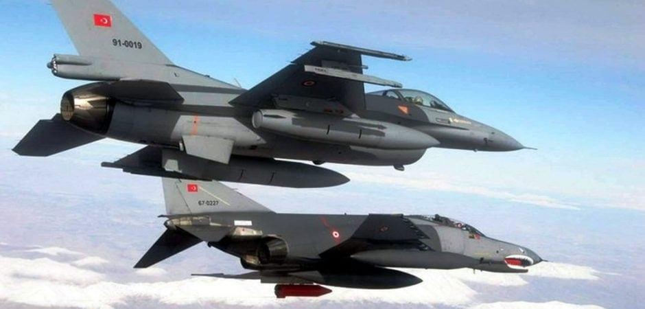 Αμετανόητος ο «Σουλτάνος»: Στέλνει μαχητικά στο Αιγαίο και drones στον Έβρο - Ο κορωνοϊός παραλύει την Τουρκία και τις ένοπλες δυνάμεις της
