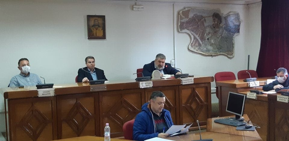 Ο συντονισμός ενεργειών για την αντιμετώπιση του κορωνοϊού (COVID-19), θέμα της σημερινής συνεδρίασης του Σ.Τ.Ο. Πολιτικής Προστασίας Δήμου Εορδαίας.