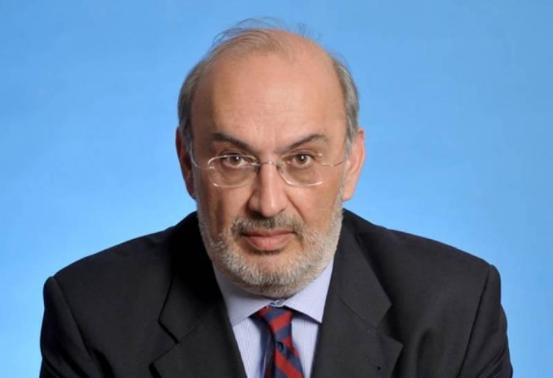 Μήνυμα του νέου Προέδρου του Ε.ΚΕ.Α κ. Π. Κατσίβελα