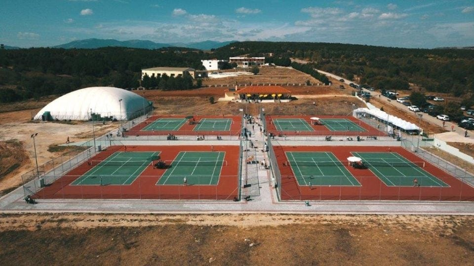 Όμιλος Αντισφαίρισης Πτολεμαΐδας : Προσωρινή αναστολή κάθε αθλητικής δραστηριότητας