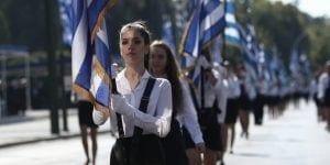 Με σημαιοφόρους και παραστάτες οι παρελάσεις της 28ης Οκτωβρίου στην Π.Ε. Κοζάνης
