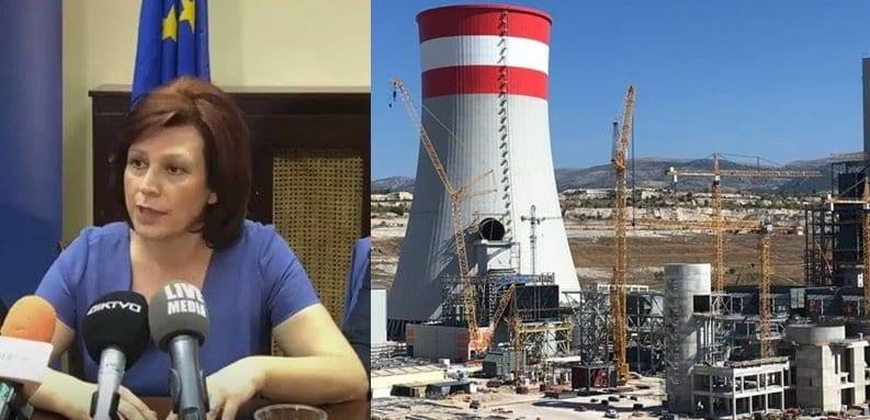 Π. Βρυζίδου: Αναστολή 30 ημερών των εργασιών του εργοταξίου για την Πτολεμαΐδα 5